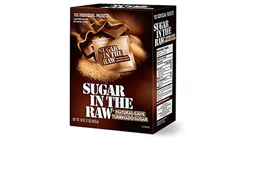 Sugar in the Raw Nádcukor